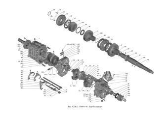 A21R22-1700010-01 Коробка передач